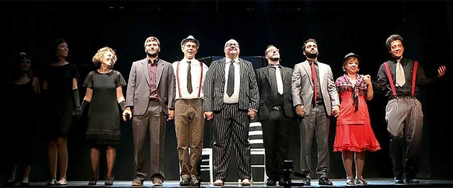 Movimento Comico - TeatroLoSpazio - Off per scelta - Via Locri 42 00183 Roma - Telefracasso