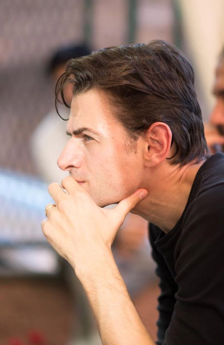 Manuel Paruccini - Direttore Artistico - TeatroLoSpazio - via locri 42, roma 00183