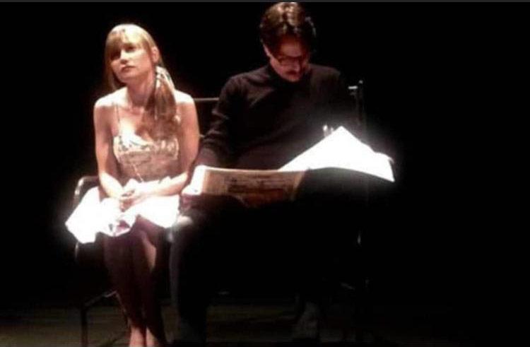 Idee nello Spazio - Teatro Lo Spazio - Via Locri, 42 - L'Odissea - Vito Napolitano