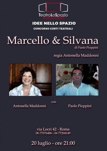 Idee Nello Spazio - Teatro Lo Spazio - Via Locri, 42 - Marcello & Silvana - Paolo Pioppini