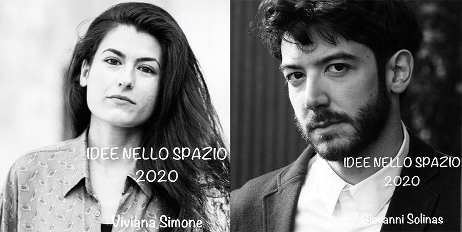 Idee Nello Spazio - Teatro Lo Spazio - Via Locri, 42 - Viviana Simone - Giovanni Solinas