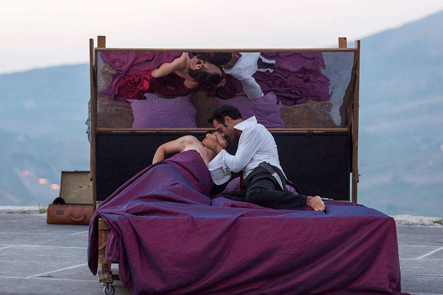 Edipo re(make) - TeatroLoSpazio - dal 28 al 31 gennaio 2021 - Via Locri 42, Roma