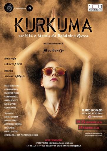 Kurkuma - Locandina