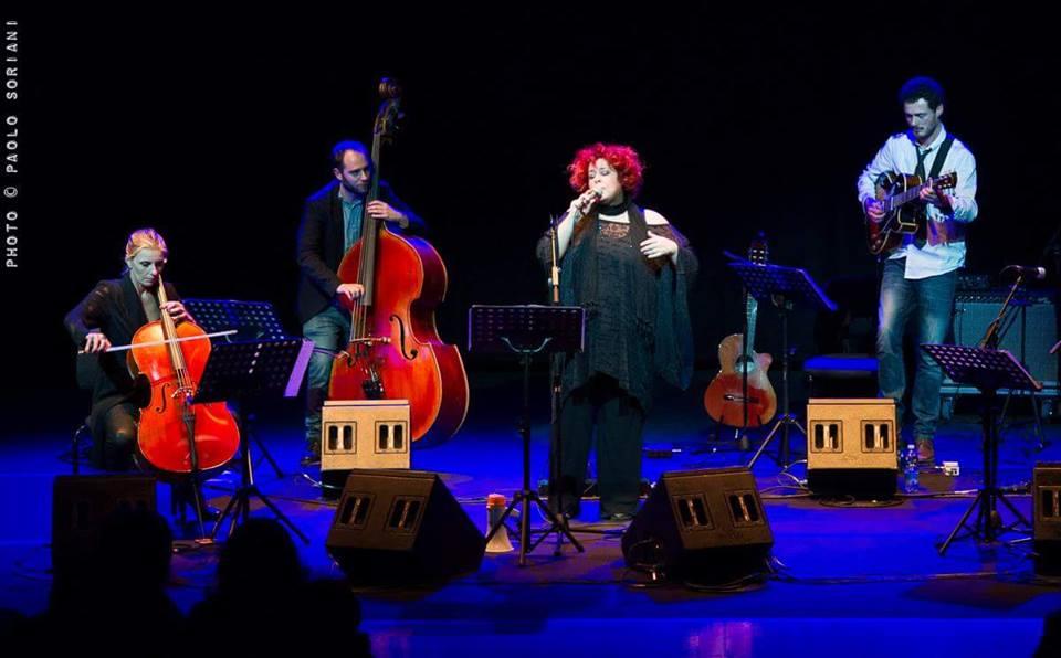 Waiting' 4 Waits - Raffaella Siniscalchi Quartet - TeatroLoSpazio - 6 ottobre 2020 - Via Locri 42, Roma - 001