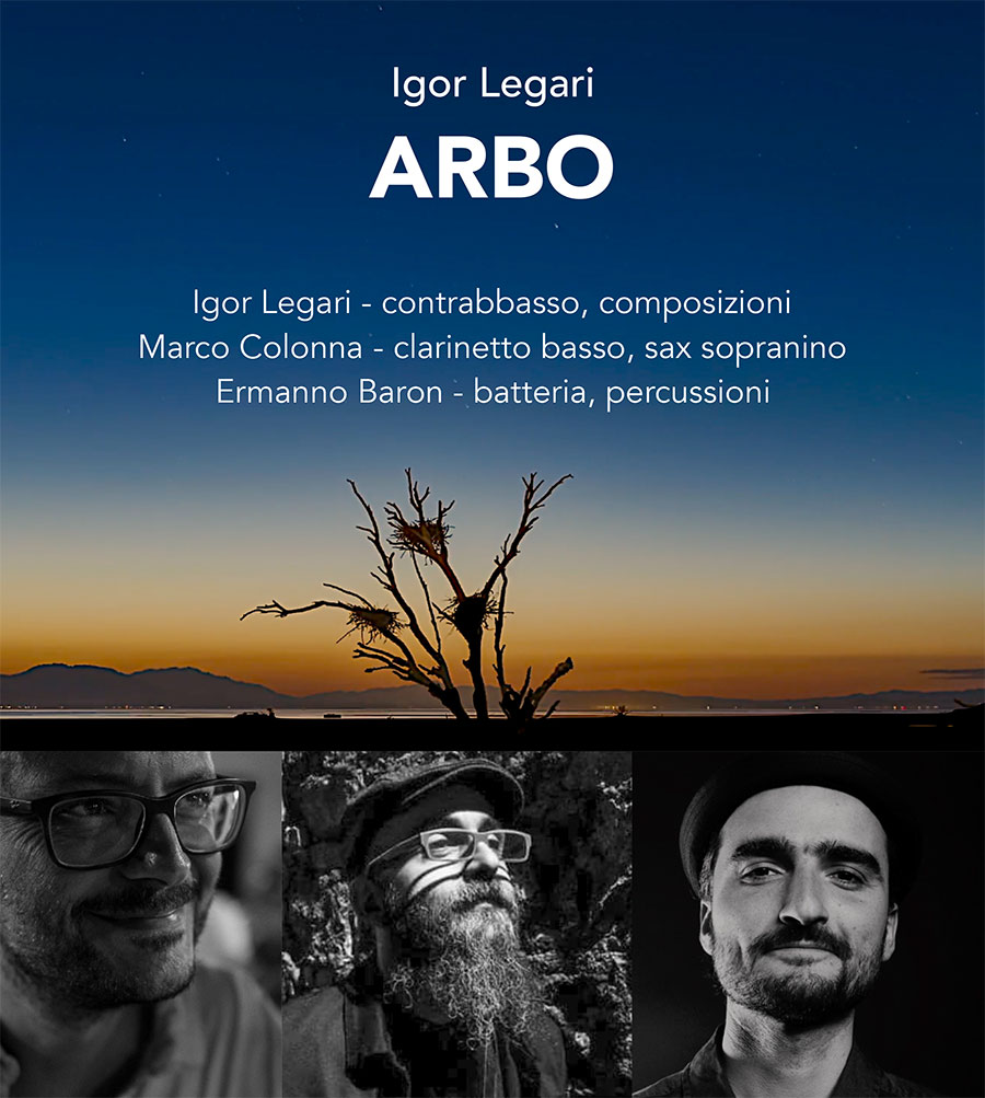 ARBO - TeatroLoSpazio - 20 ottobre 2020 - Via Locri 42, Roma