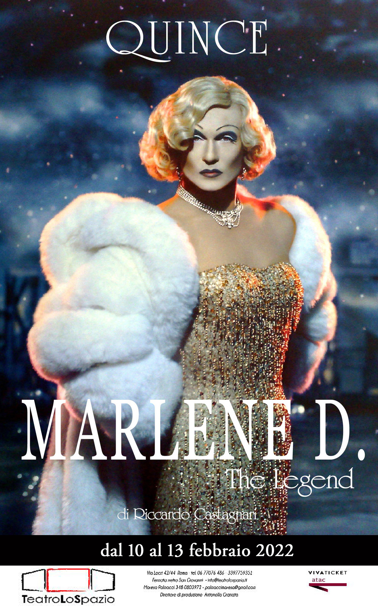 MARLENE D. The Legend